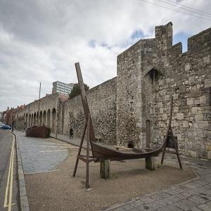 Photo of Southampton Town Walls