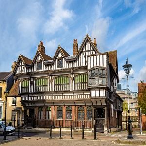 Photo of Southampton Tudor Hosue